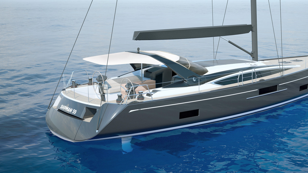 Small yacht design projects - Kreatif Design