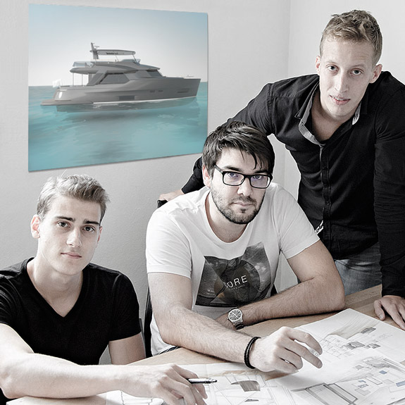 Dick Young Yacht architect Boat International