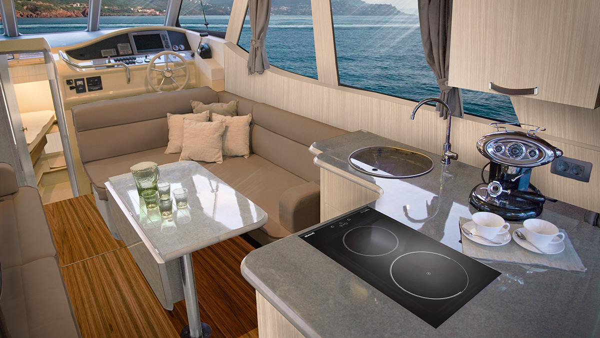 Small Yacht Design Projects