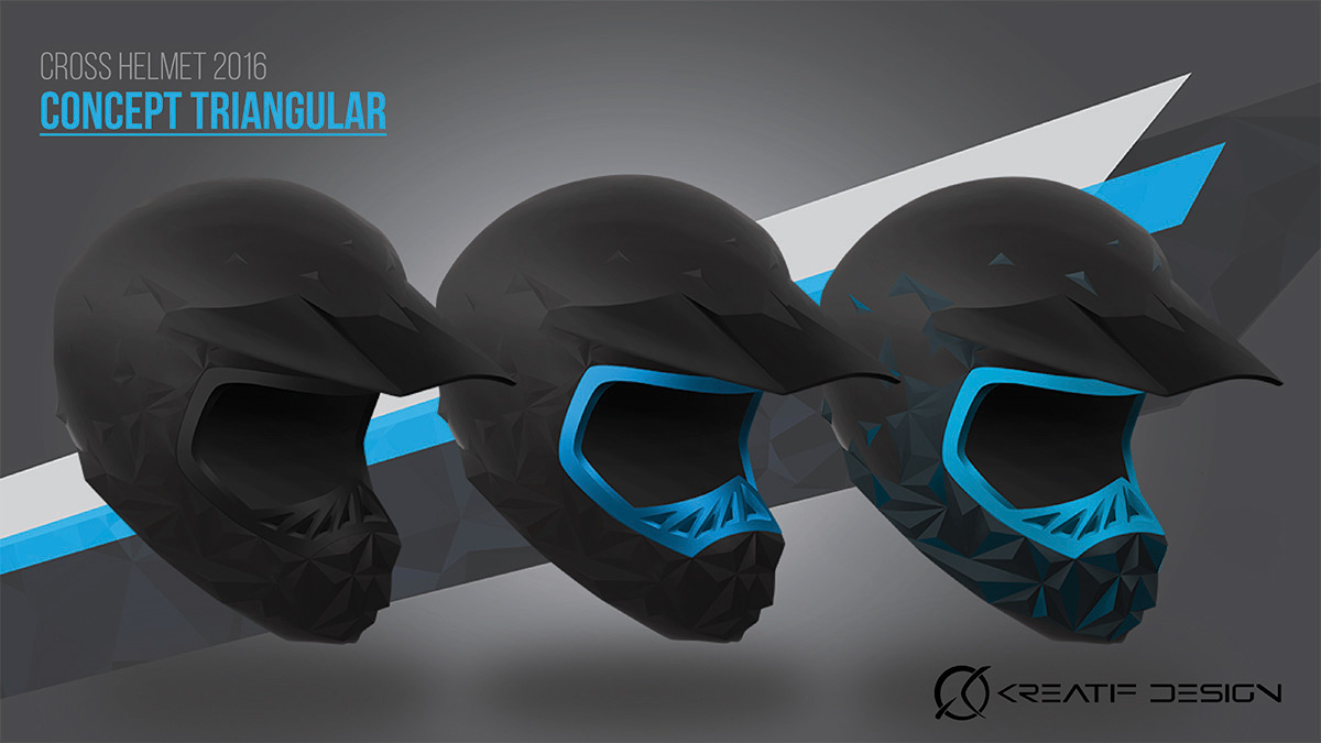 Motorcycle-helmet-design