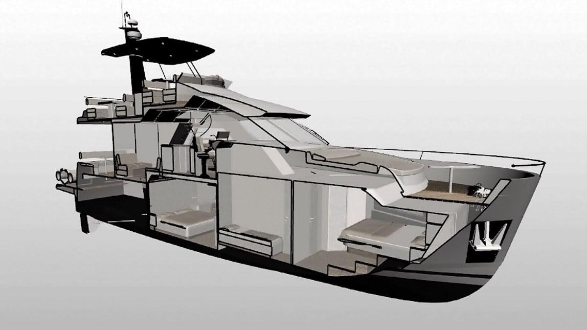 industrijsko oblikovanje 3d model izdelka