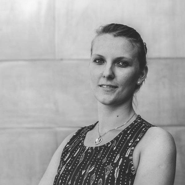 Arhitektka Karin Srakar