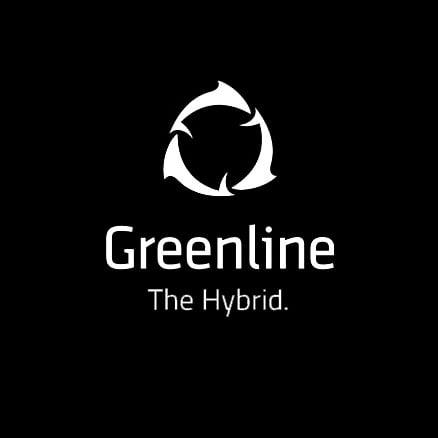 greenline hybrid yacht