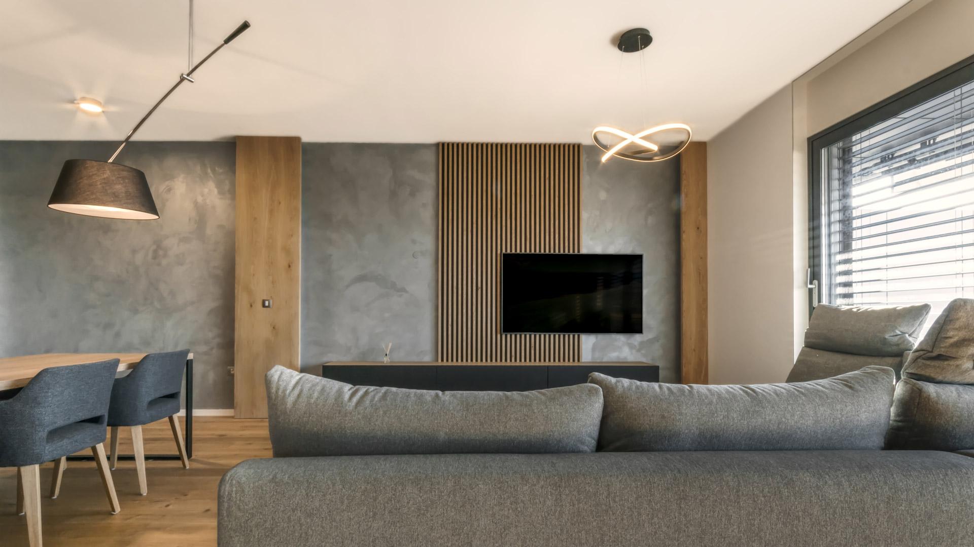 Innovative designed living room